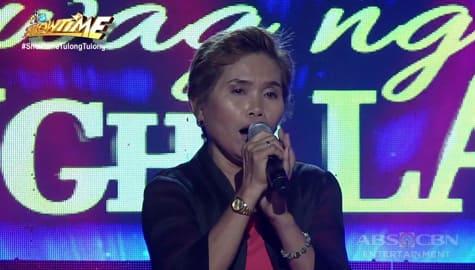 TNT 4: Marianet Sanchez sings Katarungan | Round 2 Image Thumbnail