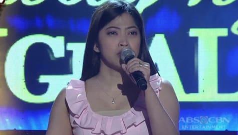TNT 4: Marlyn Salas sings Bukas Nalang Kita Mamahalin | Round 1 Image Thumbnail