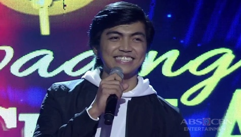 TNT 4: Ramil Permigones sings Put Your Head On My Shoulder | Round 2 Image Thumbnail