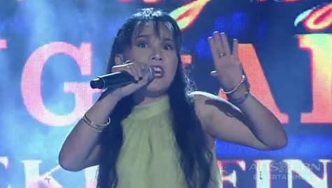 TNT Weekly Finals: Shiela Reyes sings New York, New York Image Thumbnail