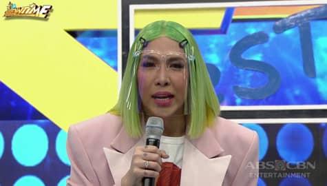 Vice Ganda, ipinagmalaki na sumailalim siya sa rapid testing bago sumabak sa It's Showtime stage! Image Thumbnail