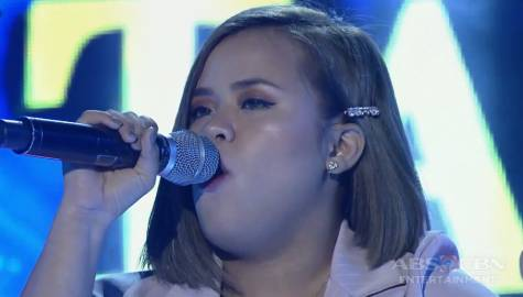 TNT 4: Trixie Dayrit sings Don't You Remember | Round 2 Image Thumbnail