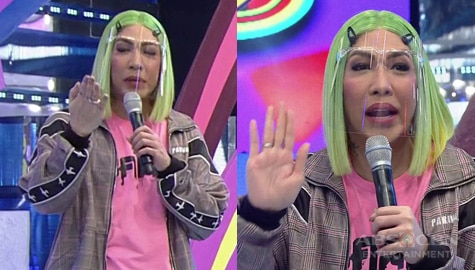 Vice Ganda, inamin na inihian niya noon ang kamay niya | It's Showtime Image Thumbnail