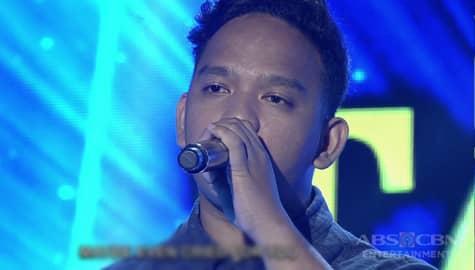 TNT 4: Nelson Batula sings I'll Never Love Again | Round 2 Image Thumbnail