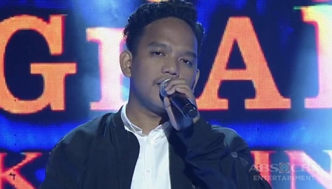 TNT Weekly Finals: Nelson Batula sings Dancing On My Own Image Thumbnail