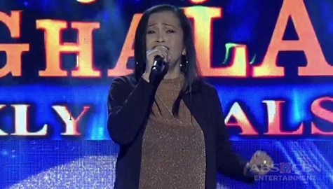 TNT Weekly Finals: Rosalie Quisquino sings Help Image Thumbnail