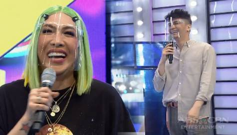 Havey o Waley? Vice Ganda, tinawag na 'Pilita' si Vhong | It's Showtime