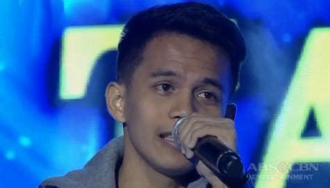 TNT 4: Ted Agupitan sings Basta't Kasama Kita| Round 2 Image Thumbnail