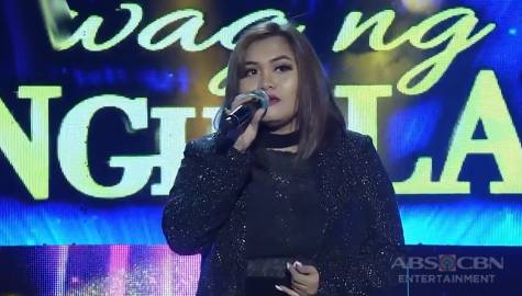 TNT 4: Mich Primavera sings I Just Fall In Love Again | Round 1 Image Thumbnail