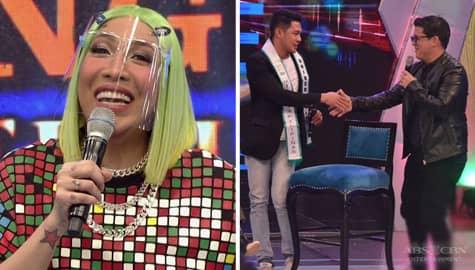 It's Showtime: Vice Ganda, nagpasalamat sa ginawa ni Aga Muhlach noon sa isang GGV episode Image Thumbnail