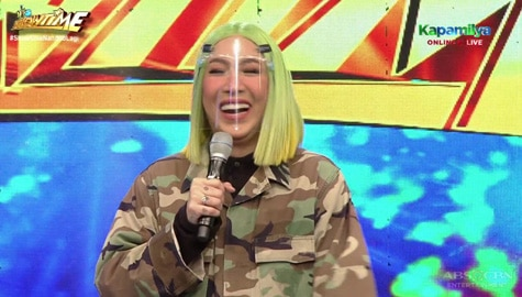 Vice Ganda, ikinuwento kung paano siya naaliw sa panonood ng Mas Testing | It's Showtime Image Thumbnail