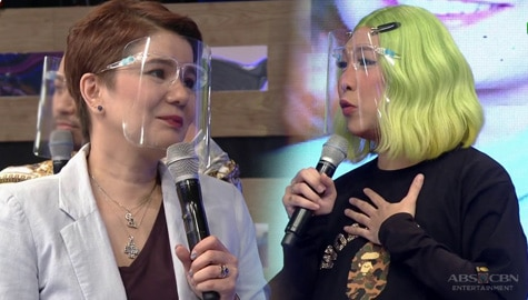 """Ikaw ang arinola ko"": Vice Ganda, may touching message para kay Tyang Amy 