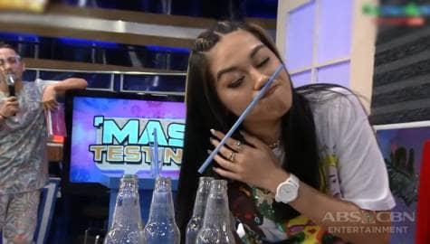 Social Media star Zeinab, hinarap ang FUNishment sa Mas Testing