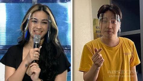 Zeinab, may message para kay Ryan Bang | It's Showtime Image Thumbnail