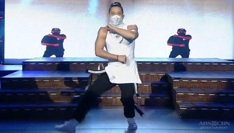 WATCH: Jhong Hilario heats up the dance floor on It's Showtime Image Thumbnail