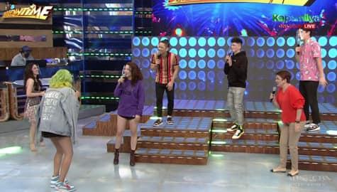 Karylle, kinuyog ng buong It's Showtime family!  Image Thumbnail