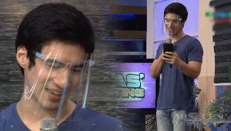 'Game ka pa ba? Kita tayo' Albie, binasa ang huling message sa phone niya | It's Showtime