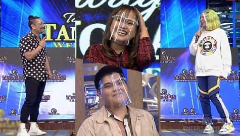 It's Showtime: Vice at Jhong, kinilig sa TNT finalist na nagkagusto sa kapwa TNT contender Image Thumbnail