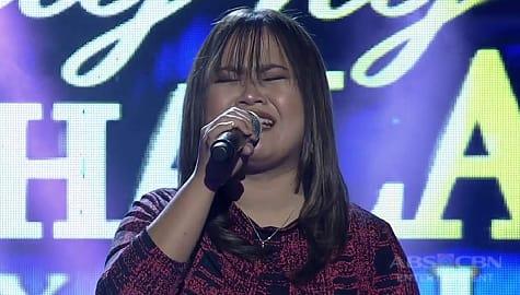 TNT: Marigelle Aguda sings Martin Nievera's Ikaw Lang Ang Mamahalin | Round 1 Image Thumbnail