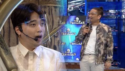 Ryan, may reklamo sa pangalan ng youtube channel ni Jhong | It's Showtime Image Thumbnail