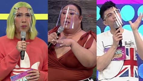 Vice Ganda, nalaman na binigyan ni Petite ng pagkain si Vhong | It's Showtime Image Thumbnail
