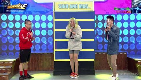 Vice Ganda, Jhong at Vhong, tinapatan ang pagkanta ng idolls! | It's Showtime