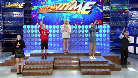 WATCH: It's Showtime, masayang pinag-usapan ang mga UAAP events! Image Thumbnail