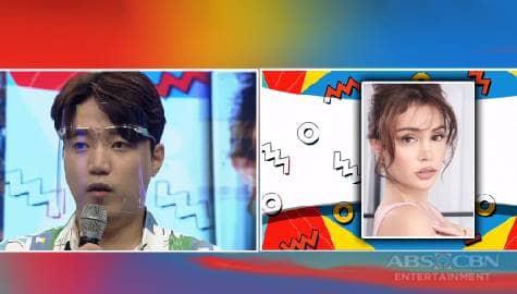 Ryan Bang, may maiksing mensahe para kay Ivana Alawi | It's Showtime