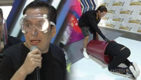 Alex Calleja, kinabahan sa ipinagawang FUNishment sa kanya | It's Showtime Image Thumbnail