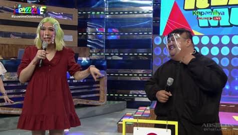 Vice Ganda, isinali si Dumbo sa kanilang grupo | It's Showtime Image Thumbnail