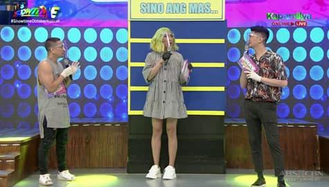 Vice Ganda, hinikayat sina Jhong at Vhong na manood ng mga BL series | It's Showtime Image Thumbnail
