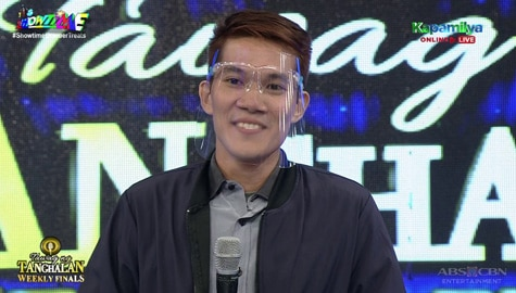 It's Showtime: Diomel, ikinuwento ang most requested songs sa trabaho niya bilang taga-awit sa mga burol Image Thumbnail