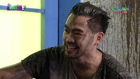 It's Showtime: Miko Raval, game sa kanyang matinding FUNishment sa Mas Testing! Image Thumbnail