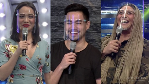 It's Showtime: Miko Raval, pumili kina Anton Diva at Pepay Image Thumbnail