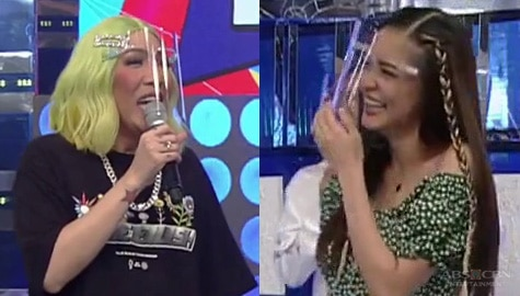 "Vice Ganda to Kim Chiu: ""Humanda ka sa akin next month!"" 