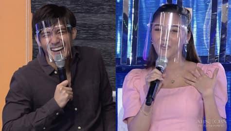 Kim Chiu, sinubukan asarin si Robi tungkol sa kantang past | It's Showtime Image Thumbnail