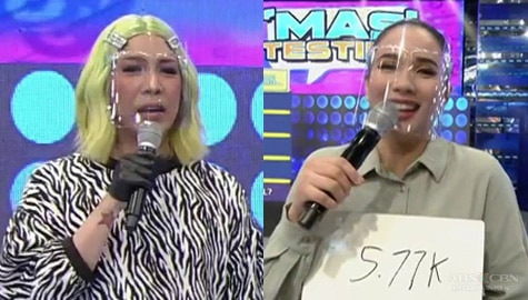 """Ang weird weird mo!"" Vice Ganda, nagulat sa subscriber ni Karylle sa Youtube account niya 