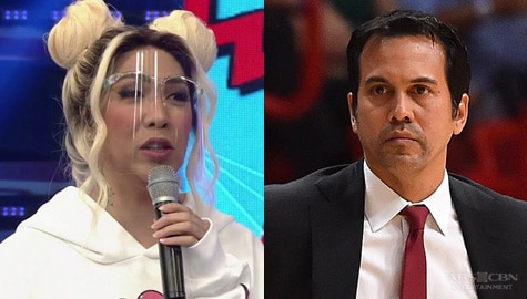 Vice Ganda, na-meet noon si coach Spoelstra? | It's Showtime Image Thumbnail