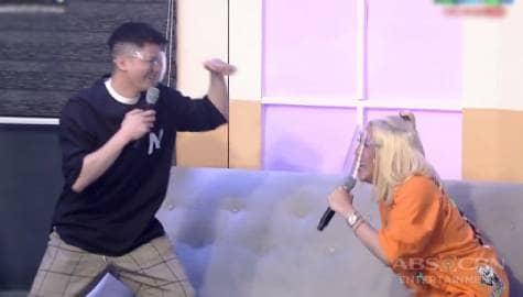 Vice Ganda, natalo sa pustahan nila nina Vhong at Jhong | It's Showtime Image Thumbnail