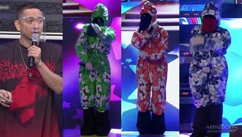 It's Showtime: Jhong, may pinagawang Tiktok dance step sa mga Tago-Kanta para malaman kung sino ang totoong celebrity singer Image Thumbnail