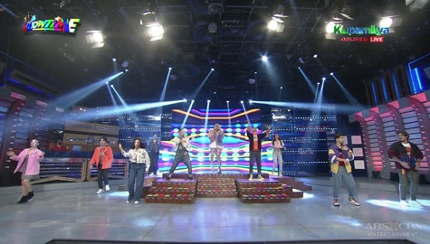 WATCH: Throwback performance of It's Showtime family
