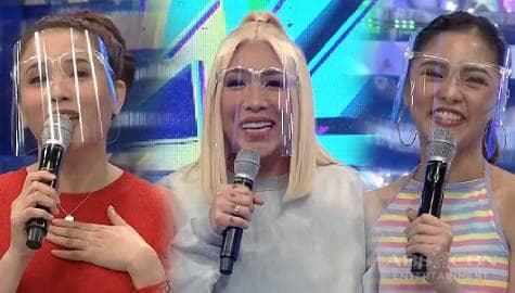 WATCH: It's Showtime family, napag-usapan ang nalalapit nilang 'Magpasikat 2020'