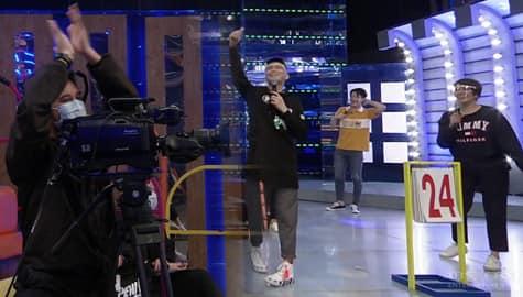 Cameraman, napapalakpak sa galing ng Team Vhong | It's Showtime Image Thumbnail