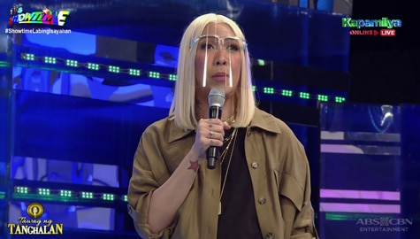 Vice Ganda, ikinuwento kung gaano siya kasaludo sa ABS-CBN | It's Showtime Image Thumbnail