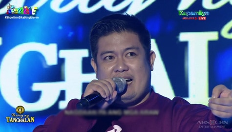 TNT 4: Gerom Callo sings Weekend In New England | Round 2 Image Thumbnail