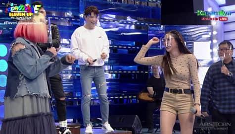 """Hala maka-react naman agad!"" Kim Chiu, napa 'HOY' sa sinabi ni Vice Ganda | It's Showtime Image Thumbnail"