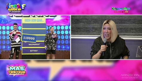 Vice Ganda, namigay ng 110,000 pesos sa Madlang People bilang FUNishment | It's Showtime
