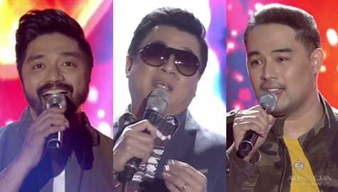 Tawag Ng Tanghalan Hurados, muling nagsama-sama Showtime stage para sa kanilang anibersaryo! Image Thumbnail