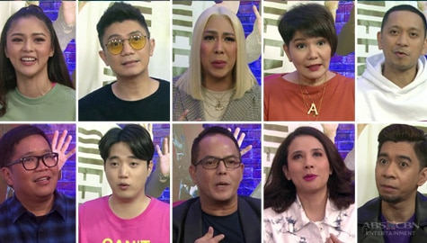 WATCH: It's Showtime family celebrates rebirth on their 11th anniversary Image Thumbnail