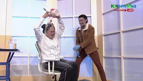 Alora, ginawa ang kakaibang pagtitimpla ng juice | It's Showtime  Image Thumbnail
